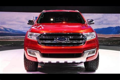 2017 Ford Ranger Release Date, Specs, Review