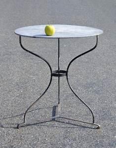 Petite Table Ronde De Jardin : stunning table ronde de jardin ancienne photos nettizen ~ Dailycaller-alerts.com Idées de Décoration