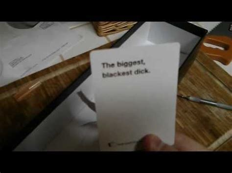 Maybe you would like to learn more about one of these? Cards Against Humanity Bigger Blacker Box Expansion Full Spoiler | Kyle T. Fujita | Page 2