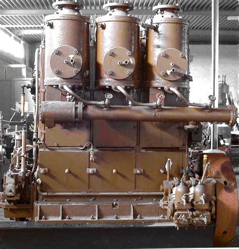 Kromhout Gloeikop Te Koop by Verbrandingsmotoren De Werking Van Verschillende Type De