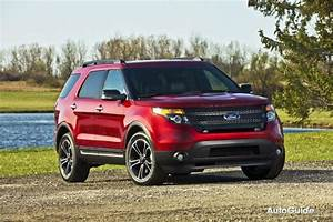 2013 Ford Explorer Sport Gets 350