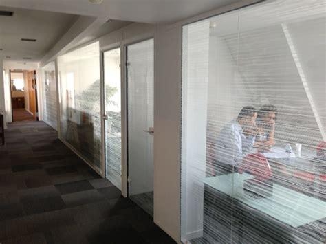 cloisonnement bureau cloison vitrée toute hauteur isoplaf