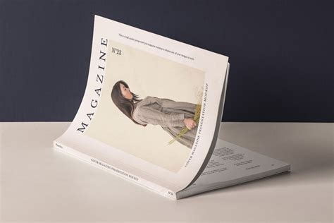 Assets for photoshop, sketch, xd, figma, free for your commercial and personal projects. Download This Free Magazine Cover Mockup in PSD - Designhooks