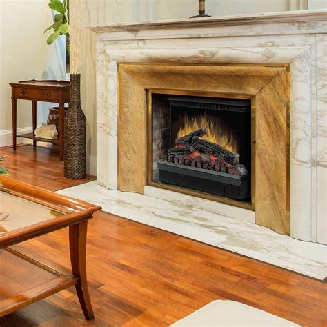 "Dimplex Standard 23"" Log Set Electric Fireplace Insert"