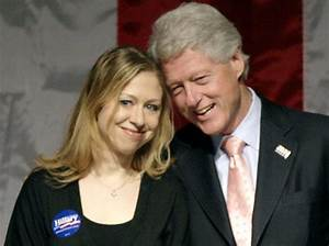 Chelsea Clinton Tells Dad Former President Bill Clinton To Lose 15 Pounds Before Her Wedding