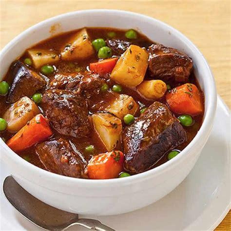 cuisiner thon boeuf aux carottes pommes de terre cookeo votre plat