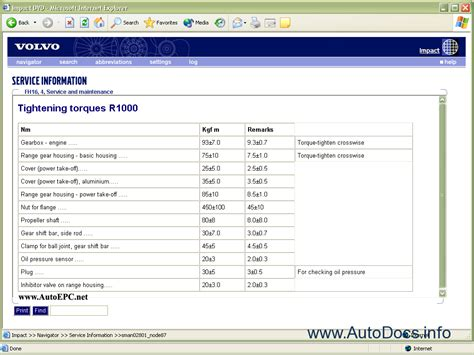 car technical service bulletins information list by year