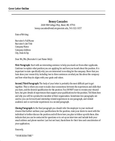 email cover letter sample  examples  word