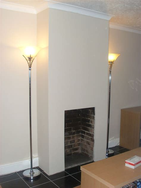 Central Fireplace by Plaster Chimney Breast And Fit Fireplace Plastering Job