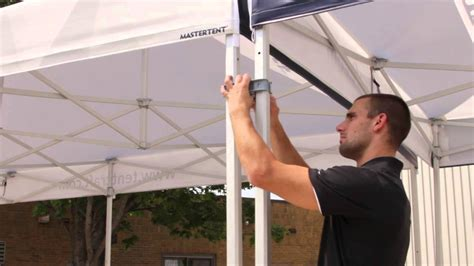 tentcraft pop  tent accessories installing connecting clamps youtube