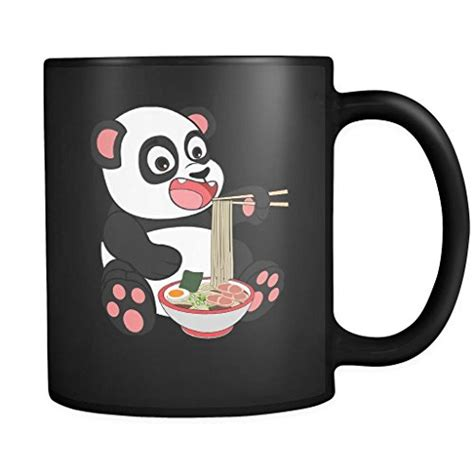 Coffee cups all departments alexa skills amazon devices amazon fresh amazon global store amazon pantry amazon warehouse deals apps & games baby beauty books car & motorbike cds & vinyl classical music clothing computers & accessories digital music diy & tools dvd. Japanese Panda Ramen - Weeaboo Otaku 11oz Funny Black Coffee Mug - Japanese Kawaii Manga Anime ...