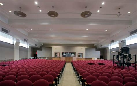 year  valencia high auditorium