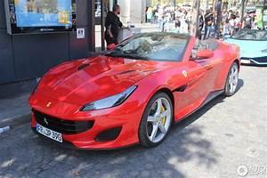 Nouvelle Ferrari Portofino : ferrari portofino 9 septembre 2018 autogespot ~ Medecine-chirurgie-esthetiques.com Avis de Voitures