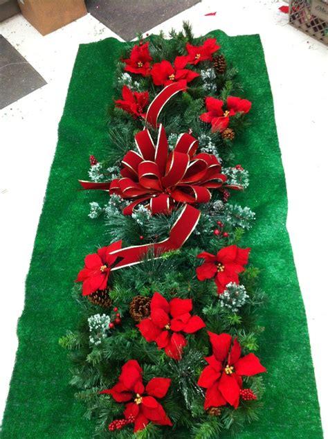 christmas grave blanket normas corner pinterest