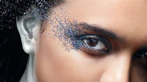 guide  glitter makeup
