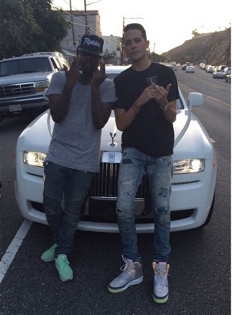 Wale's Rolling Around In A Rolls Royce  Celebrity Cars Blog