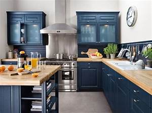 les 25 meilleures idees de la categorie cuisine bleu With meubles de cuisine lapeyre 1 les tendances hiver e0 de lapeyre inspiration cuisine