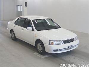 1999 Nissan Bluebird White For Sale