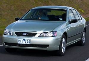 Ford Falcon Ba 2003 Wiring Diagram
