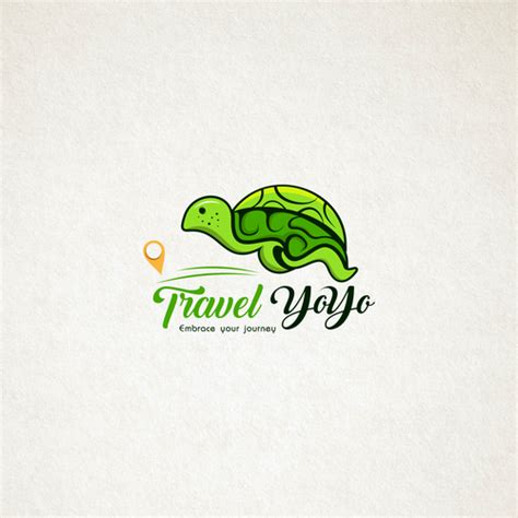 travel yoyo   creative design  logo business