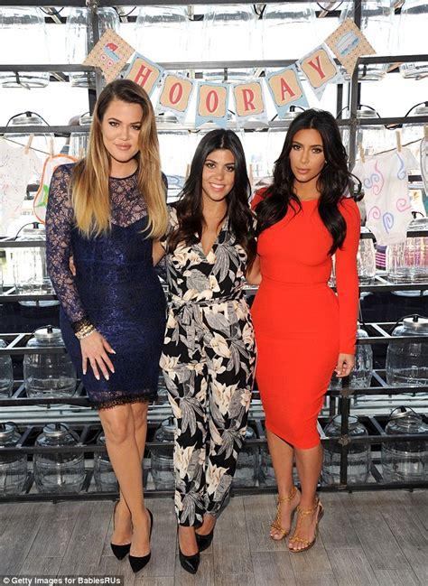 Khloe Kardashian shares snap of herself, Kim and Kourtney ...