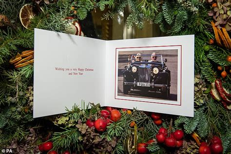 «this is the sussex christmas card from 2019 that @queens_commonwealth_trust released on their…» Meghan Markle and Prince Harry share old Variety Show photos | Daily Mail Online