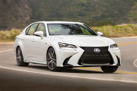 lexus sedan 2018 lexus gs 450h sedan pricing for sale edmunds