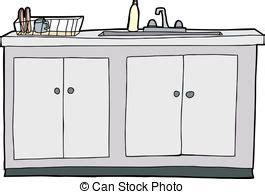 dessin evier cuisine et illustrations de lavabo 14 247 graphiques clipart