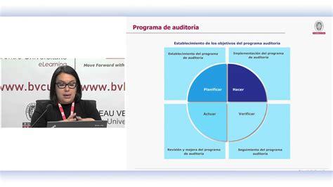 bureau veritas italy diferencias entre un plan de auditoría y un programa de