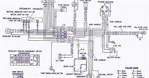 Honda Xl100 Electrical Wiring Diagram