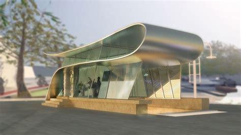 bus station   model cgtrader