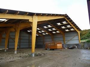 Batiment Moins Cher Hangar : hangar bois en kit pas cher ~ Premium-room.com Idées de Décoration