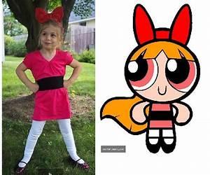 Powerpuff Girls 'Blossom' costume | Costumes | Pinterest ...