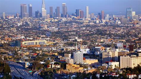 los angeles enters a era as a global city with home