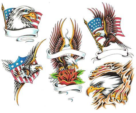 attraction  eagle tattoos designs  tattoos designs