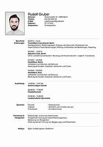 Online Lebenslauf Assistent Builder