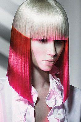 color block hair best 25 color block hair ideas on style