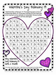 Fun Games 4 Learning: Valentine's Day Math Freebies