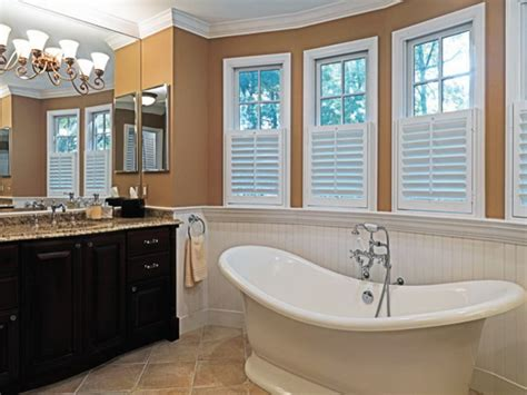 Neutral Bathroom Color Schemes Decorating