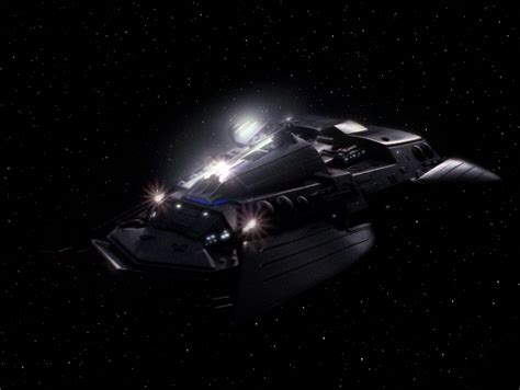 Unnamed Alpha And Beta Quadrant Starships (24th Century