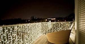 Lichterkette Balkon Sommer : weihnachtsbeleuchtung ~ A.2002-acura-tl-radio.info Haus und Dekorationen