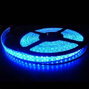 Eclairage Led En Ruban : ruban led bleu 240 leds m super bright etanche deco ~ Premium-room.com Idées de Décoration