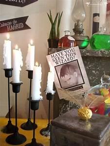 Deco Harry Potter Anniversaire : les 89 meilleures images du tableau anniversaire harry potter sur pinterest anniversaire harry ~ Melissatoandfro.com Idées de Décoration