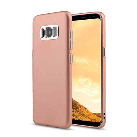 solid tpu cover soft samsung galaxy s8 plus casing cover plating coating shockproof soft tpu cover for samsung