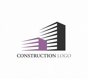 Construction building hi tech letter vector logo download ...