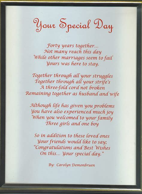 wedding anniversary quotes  poems image quotes  hippoquotescom