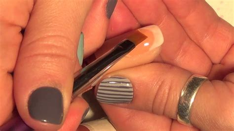 slimjimshay geli  chrome powder chrome nails