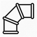 Icon Ventilation Duct Hvac Clipart Triangle Clip