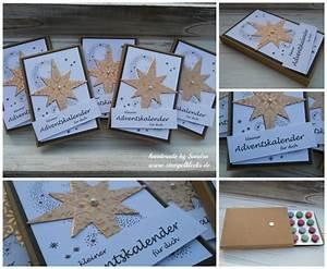 Adventskalender To Go Basteln : adventskalender to go stempeln stanzen und basteln mit stampin 39 up ~ Orissabook.com Haus und Dekorationen
