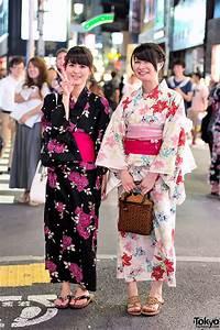 yukata, in, harajuku, , 3, , , u2013, tokyo, fashion, news